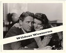 Rare KATHARINE HEPBURN SPENCER TRACY vintage original photo MGM Clarence Bull