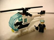 Lego 6642 Town  Police Helicopter  - Complete with 1 Figure & Radio
