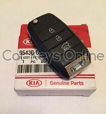 Genuine Kia Ceed Remote Key Cut to Your Car - 95430-A2100 (2012 - 2015)