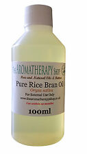 Pure Rice Bran Oil 100ml