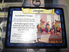 HARRY POTTER TCG CARD GAME DIAGON ALLEY GRINGOTTS 10/ 80 RARE ENGLISH MINT NEUF