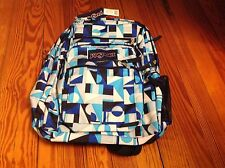 Jansport Big Student Backpack, New with Tags, Mammoth Blue Shifter