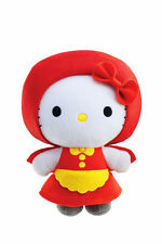 (Brand New Sealed Box) Little Red Riding Hood McDonald's Fairy Tales Hello Kitty