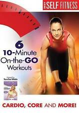 6-Pack Express - Six 10-Minute On-The-Go Workouts DVD, Tamilee Webb, Various