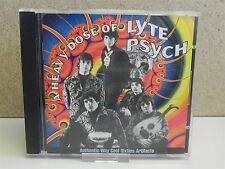 A Heavy Dose Of Lyte Psych- The Best 60s Rock Artifacts CD Chris Carpenter/Gurus