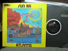 SUN RA Atlantis IMPULSE '73 ABC NM lp rare vinyl jazz electronic as9239 gatefold