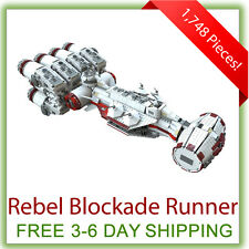Rebel Blockade Runner - Compatible with Lego 10019 Star Wars