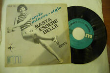 "LE SVITATE""BASTA ESSERE BELLE-disco 45 giri ARC Italy 1966"" BEAT"