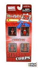 Marvel Minimates Deadpool Corps Box Set