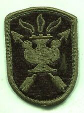 US Army JFK Special Warfare School Subdued Patch
