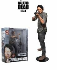 "The walking dead tv series glenn rhee 10"" action figure (MCFARLANE)"