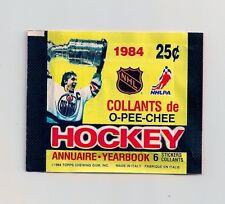 1984-85 OPC Hockey Sticker Unopened Pack - Gilmour & Yzerman Rookies!
