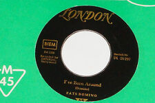 """Fats Domino-I 've been around/Be My Guest - 7"""" 45 London Records (DL 20 297)"""