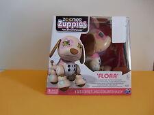 Spin Master 20068991 Zoomer Zuppies FLORA Hund Funktions-Haustier interaktiv