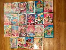 Barbie DVD Lot of 22 EXC No Scratches 4 Brand New Sealed