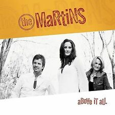 Above It All - The Martins (CD, 2003, Word Distribution)