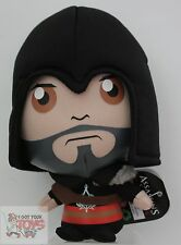 "Ezio Black Outfit Plush Goldie International Assassins Creed 6"" Doll"