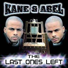 The Last Ones Left (CD) by Kane and Abel (SEALED and NEW) Shelf GS 1