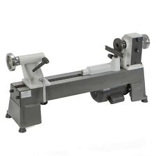 """HEAVY DUTY 5 SPEED BENCH TOP POWER TURNING WOOD LATHE TOOLS NEW 10 x 18"""""""