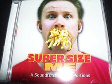 Super Size Me A Soundtrack Of Epic Proportions CD – Like New