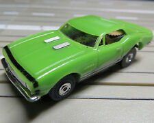 für Slotcar Modellbahn --   1969 Chevrolet Camaro  mit T-Jet Motor