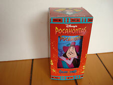 Pocahontas Governor Ratcliffe/Percy Plastic Cup BK Disney NIB Colors of The Wind