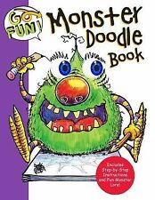Go Fun! Monster Doodle Book by Andrews McMeel Andrews McMeel Publishing LLC...
