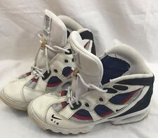 Vintage High-top Nike Air TC Total Conditioning Leather Shoes, Size 6.5