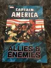 Captain America: Allies & Enemies by Kathyrn Immonen, Kelly Sue DeConnick, Rob …