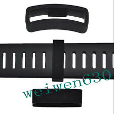 Rubber silicon Band strap hoop/holder/table ring repace for SUUNTO Core AMBIT/M