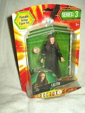 Doctor Who Action Figure  Series 3 Lilith