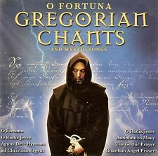 O FORTUNA GREGORIAN CHANTS AND MYSTIC SONGS / CD - NEUWERTIG