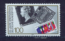 ALEMANIA/RFA WEST GERMANY 1990 MNH SC.1614 First postage stamps