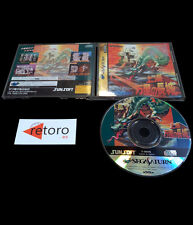 SHANGHAI THE GREAT WALL SEGA SATURN Activision JAPONES Completo