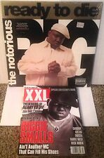 The Notorious B.I.G. Ready To Die 1995 Original Vinyl 2LP & Poster New Sealed