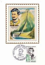 Carte 1er Jour LORP-SENTARAILLE 19/02/1972 Aristide BERGES timbrée