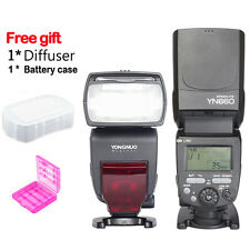 YONGNUO YN660 Wireless Flash Speedlite GN66 2.4G Wireless Radio Master
