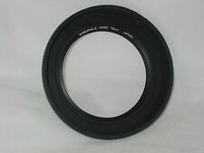 72mm WIDE ANGLE RUBBER LENS HOOD