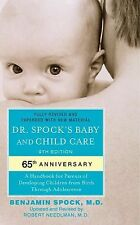 Dr. Spock's Baby and Child Care: 9th Edition, Needlman M.D., M.D. Robert, Spock