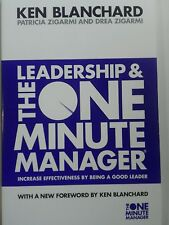 Leadership and the One Minute Manager by Patricia Zigarmi, Kenneth H....