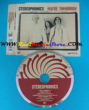 CD Singolo Stereophonics Maybe Tomorrow VVR5023933 EUROPE 2003 no mc vhs lp(S23)