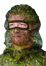Hunters Specialties 07141 Flex Form II Mesh Camo HeadNet, one size, unisex adult