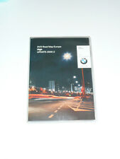 BMW Navi DVD Road Map Europe high, 2009 - 2, navigazione