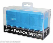 Bluetooth Wireless Mini AUDIO SPEAKER for Smartphones Tablet MP3/CD Players Blue