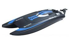 DOUBLE HORSE 7014 14.2KM/H HIGH SPEED RC BOAT 2.4GHZ RTF- BLUE US seller