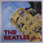 BEATLES: The Fab 4 - Radio Active Vol. 6 LP (Italy, pink vinyl, cover in shrink