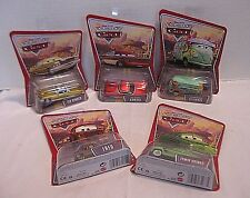 Disney PIXAR The World of Cars Fillmore Fred Ramone Tex Dinoco Lot of 5  WOC#11