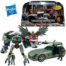 TRANSFORMERS SOUNDWAVE LASERBEAK ROBOT ACTION FIGURES MERCEDES-BENZ CAR KIDS TOY
