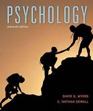 Psychology 11th Edition by David G. Myers and C. Nathan DeWall [PDF]