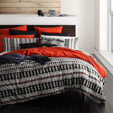 Logan and Mason KENYA SPICE African Tribal King Size Bed Doona Quilt Cover Set